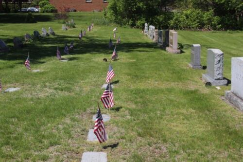 Cemetery Landscaping Services by Guzie Lanscaping, Suffield, CT